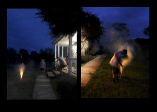 Backyard Pyrotechnics